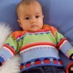 photo tricot modele tricot bebe anny blatt 18