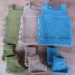 photo tricot modele tricot bebe gratuit la droguerie 5