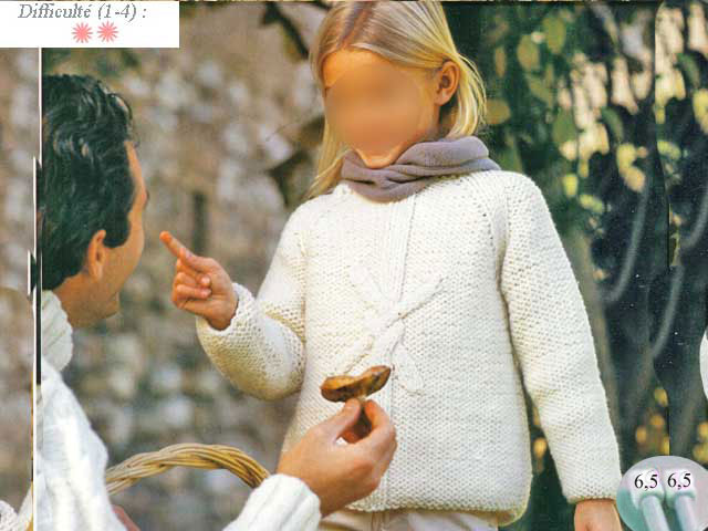 photo tricot modele tricot bebe grosse laine 2. Black Bedroom Furniture Sets. Home Design Ideas