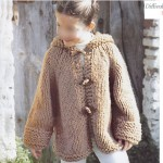 photo tricot modele tricot bebe grosse laine 4