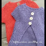 photo tricot modele tricot bebe grosse laine 5
