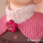 photo tricot modele tricot bebe grosse laine 8