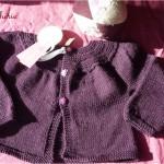 photo tricot modele tricot bebe la droguerie 4