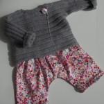 photo tricot modele tricot bebe la droguerie 5