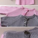 photo tricot modele tricot bebe la droguerie 9