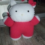 photo tricot modele tricot débutant kitty gratuit 18