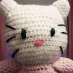 photo tricot modele tricot débutant kitty gratuit 3