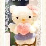 photo tricot modele tricot débutant kitty gratuit 6