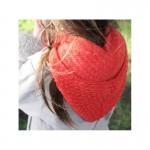 photo tricot modele tricot echarpe a capuche 18
