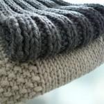 photo tricot modele tricot echarpe adulte 12
