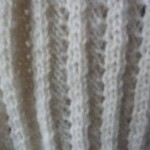photo tricot modele tricot echarpe adulte 14