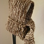 photo tricot modele tricot echarpe bonnet 12