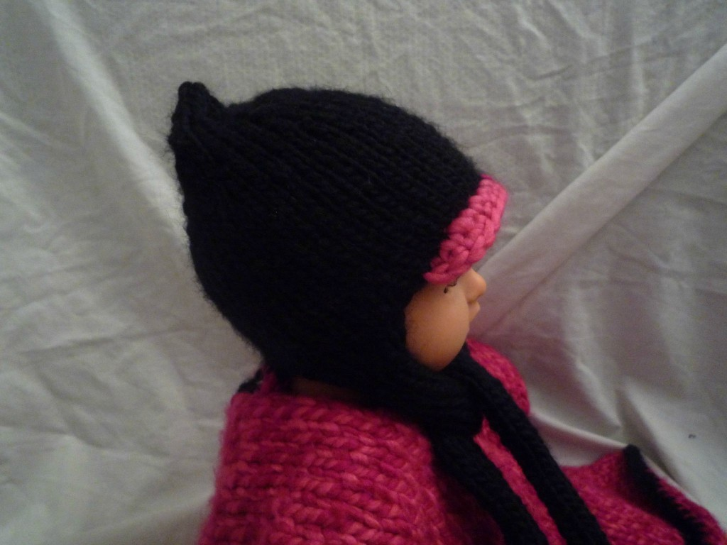 photo tricot modele tricot echarpe bonnet 18