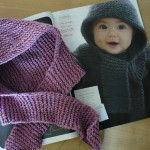 photo tricot modele tricot echarpe bonnet 2