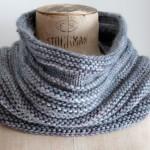 photo tricot modele tricot echarpe facile 13