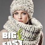 photo tricot modele tricot echarpe moderne