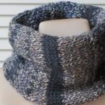 photo tricot modele tricot echarpe moderne 7