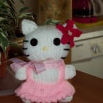 photo tricot modele tricot facile kitty 16