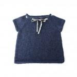 photo tricot modele tricot facile tunique gratuit 14