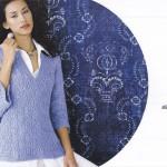 modèle tricot facile tunique gratuit