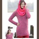photo tricot modele tricot facile tunique gratuit 9