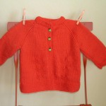 photo tricot modele tricot gilet 2 ans 10