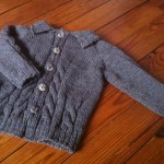 photo tricot modele tricot gilet 2 ans 13