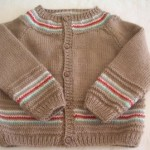 photo tricot modele tricot gilet 2 ans 14