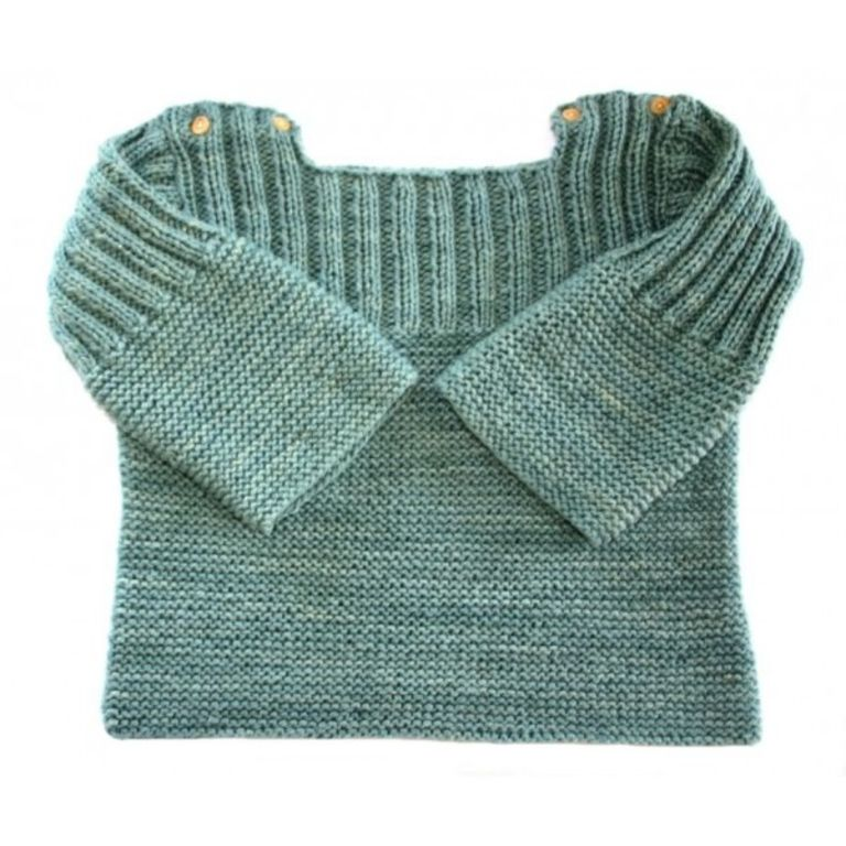 photo tricot modele tricot gilet 2 ans 15