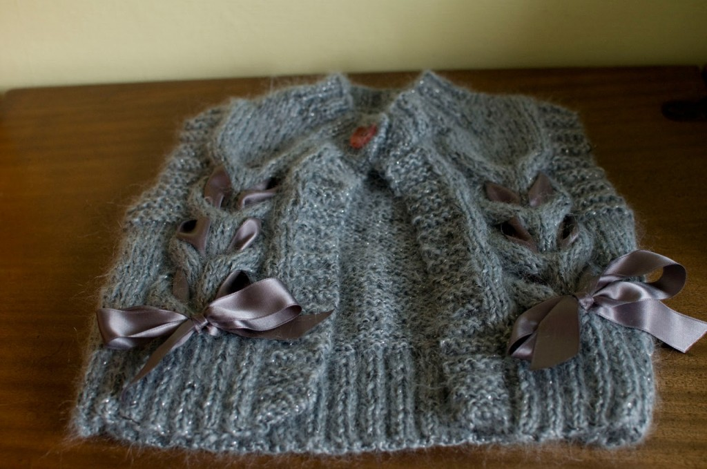 Photo Tricot Modele Tricot Gilet 2 Ans 18
