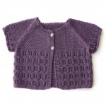 photo tricot modele tricot gilet 2 ans 2