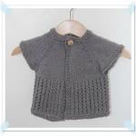 photo tricot modele tricot gilet layette gratuit 6