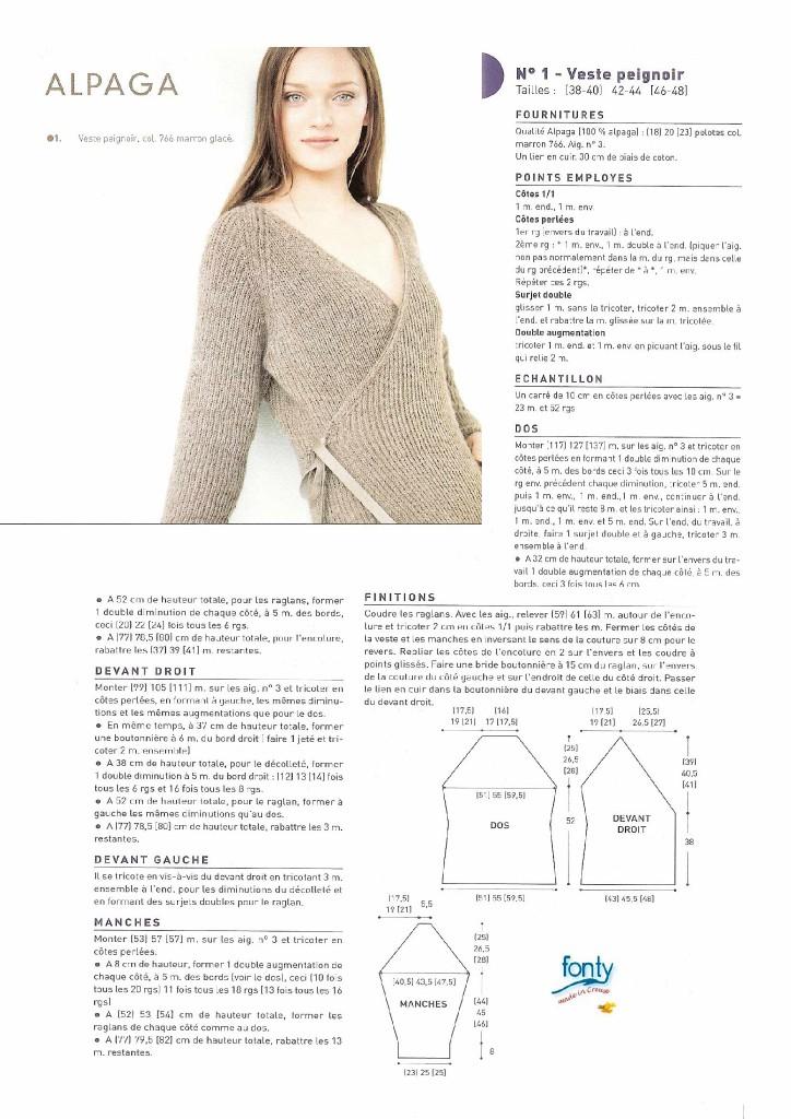 Photo Modele Gratuit Tricot Femme Gilet 0Nv8nmw