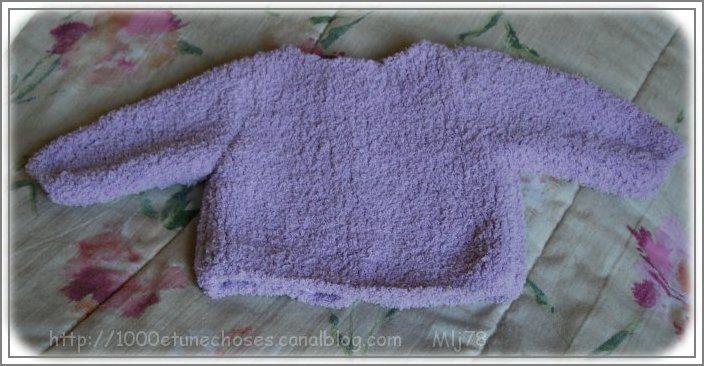 modele tricot layette gratuit 2010