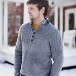 photo tricot modele tricot homme gratuit 14