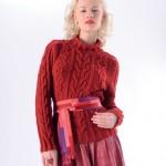photo tricot modele tricot irlandais femme gratuit 11