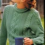 photo tricot modele tricot irlandais femme gratuit 18