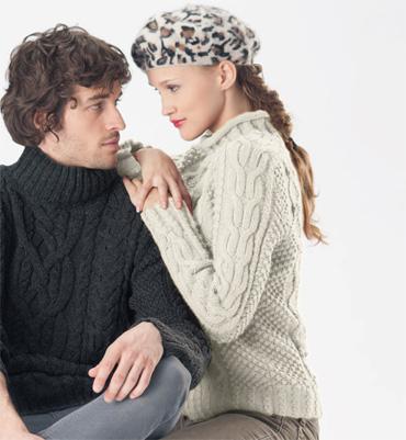 photo tricot modele tricot irlandais femme gratuit 6