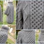 photo tricot modele tricot irlandais femme gratuit 9