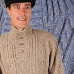 photo tricot modele tricot irlandais homme gratuit 10