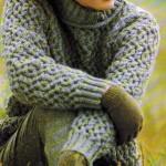 photo tricot modele tricot irlandais homme gratuit 14