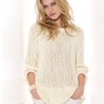 photo tricot modele tricot jersey gratuit femme 3