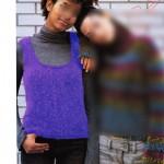 photo tricot modele tricot jersey katia 17