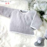 photo tricot modele tricot jersey layette naissance gratuit 10