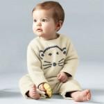photo tricot modele tricot jersey layette naissance gratuit 12