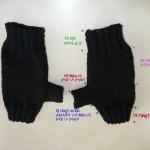 photo tricot modele tricot jersey mitaine gratuit 13