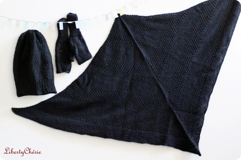 photo tricot modele tricot jersey mitaine gratuit 17