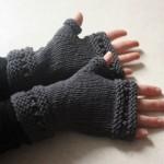 photo tricot modele tricot jersey mitaine gratuit 3