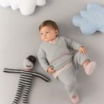 photo tricot modele tricot layette bergere de france 11