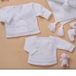 photo tricot modele tricot layette bergere de france 15